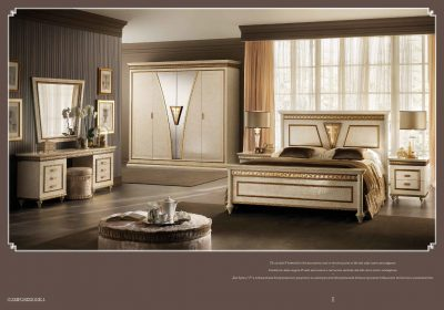 Brands Arredoclassic Bedroom, Italy Fantasia