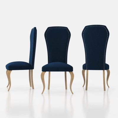 Brands Franco AZKARY II Chairs, SPAIN SELENE TACHUELAS CHAIR ( 1 Piece )