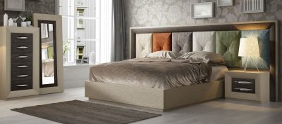 Brands Franco Furniture Bedrooms vol2, Spain DOR 121