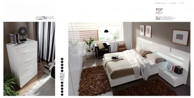 Brands Garcia Sabate, Modern Bedroom Spain YM26