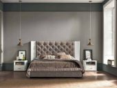Collections SMA Modern Bedrooms, Italy AURA BED