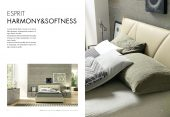 Collections SMA Modern Bedrooms, Italy ESPRIT BED