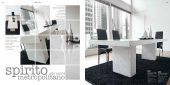 Collections Unico Tables and Chairs, Italy QUASAR